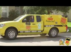 Truly Nolen Four Seasons Approch to Pest Control